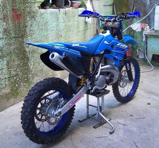 Vendo moto enduro tm 300 2 tempi 05 valuto permuta for Moto usate in regalo